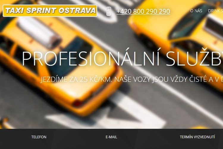 Website production Ostrava