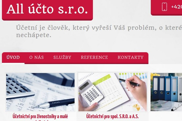 Website production Frýdek-Místek